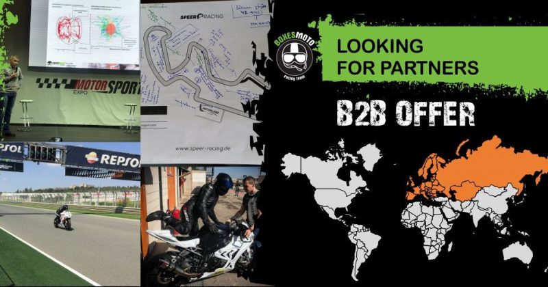 B2B programa de colaboración