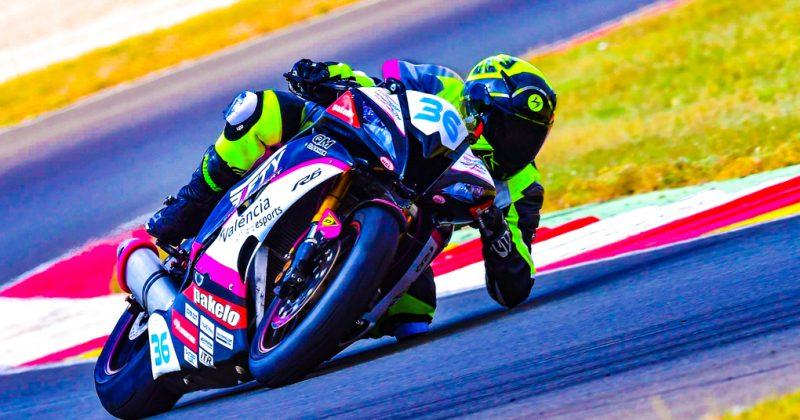 Yuse Soriano piloto BM-RACE CIV 2019