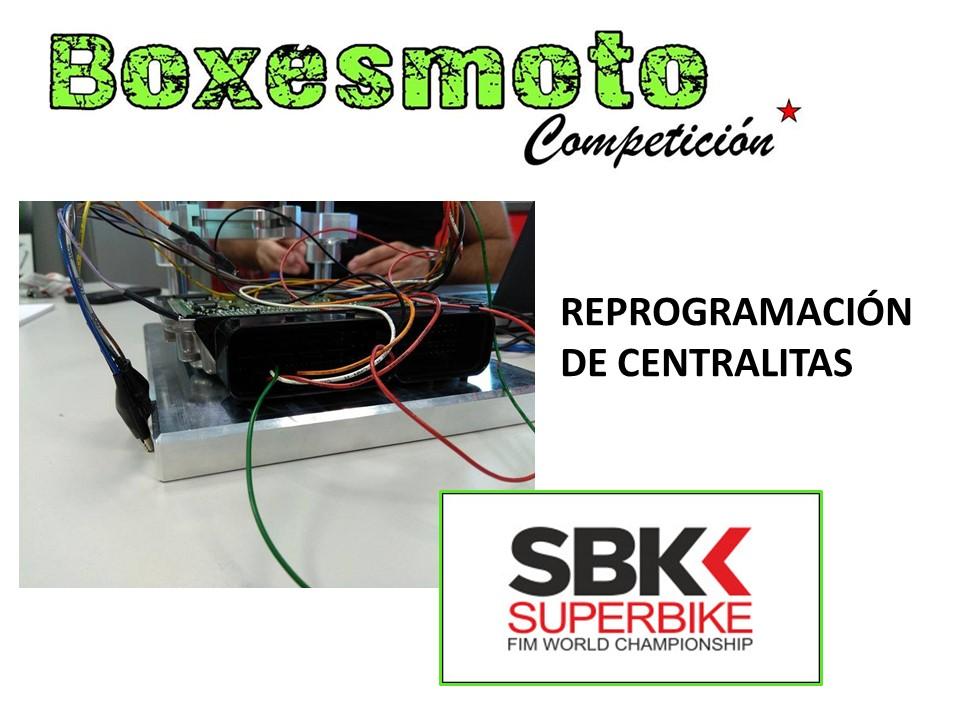 REPROGRAMACION WSBK